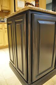 Kitchen Island Different Color Than Cabinets Painted Kitchen Island Reveal Evolution Of Style