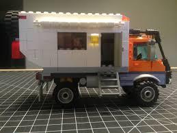 overland camper moc unimog overland camper lego town eurobricks forums