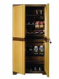 buy nilkamal freedom mini shoe cabinet 18 sandy brown and dark