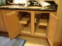 kitchen under sink pull out storage kitchen pantry cabinet toe