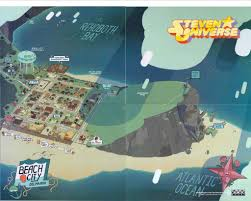 Map Of Avatar Last Airbender World by Steven Universe Map Analysis Cartoon Amino