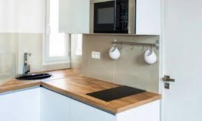 plan de travail cuisine professionnelle plan de travail gris plan de travail stratifi effet bton gris mat