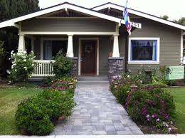 craftsman style porch designs home