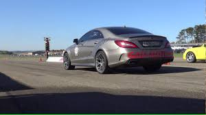 mercedes hp 1200 hp mercedes cls 63 loud 1 4 mile acceleration