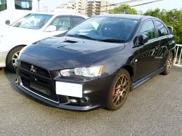mitsubishi gsr modified file mitsubishi lancer gsr evolution x cba cz4a front jpg