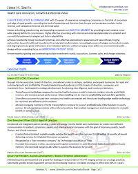 executive resume sles professional resume sles