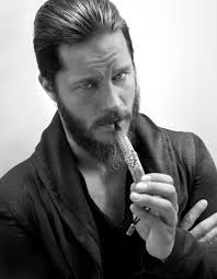 travis fimmel haircut travis fimmel for flaunt magazine oh no they didn t page 2