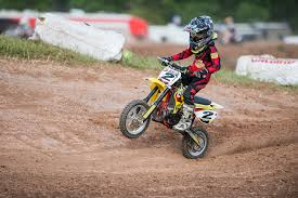 kids motocross racing sean hilbert factory cobra cobra moto hillsdale mi