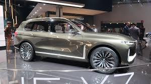 bmw reveals concept x7 iperformance at frankfurt news u0026 features