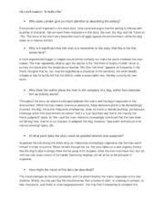 Barn Burning Questions 2 5 2 Module Questions 2 5 2 William Faulkners Barn Burning