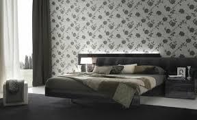 tapisserie moderne pour chambre papier peint tendance 50 idées pour une maison moderne