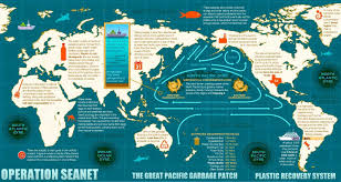 Ocean Map World by Plastic Oceans Great Pacific Garbage Patch World Map Recycle