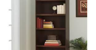 Sauder 3 Shelf Bookcase Shelf 3 Shelf Bookcases Impressive Kohl S 3 Shelf Bookcase