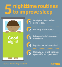 aetna here are 5 things you can add to your bedtime