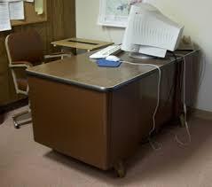 Small Computer Printer Table Computer Printer Table Office Equipment Sale Geneva Illinois