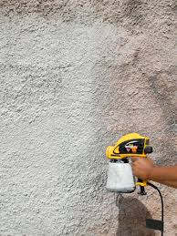 Painting Masonry Exterior - painting exterior brick with sprayer u2013 home mployment