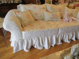 Shabby Chic Sectional Sofa by Chic Sofas And Shabby Chic Slipcovers For Sofas