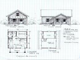 Cabins Plans Plans Tiny Cabin Plans With Loft