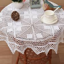 Round Kitchen Table Cloth by Popular Lace Tablecloth Round Buy Cheap Lace Tablecloth Round Lots