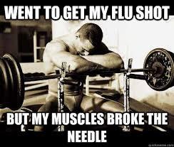 Flu Shot Meme - big needle flu shot funny needle best of the funny meme