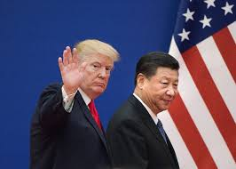 How Big Is The American Flag Weak And Clueless Trump Is The American President Of Chinese Dreams