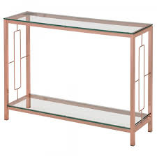 gold and glass table console table design stunning gold and glass console table gold