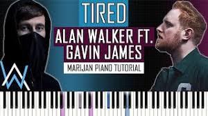 alan walker tired mp3 ecouter et télécharger alan walker tired piano tutorial en mp3