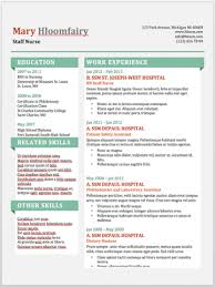 resume templates for 11 free resume templates you can customize in microsoft word