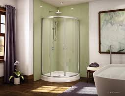 Fleurco Shower Door Fleurco Glass Shower Doors Signature Arc 4