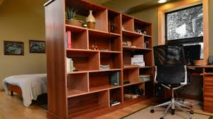 clever divider ideas for studio apartments youtube
