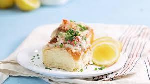 lobster roll recipe lobster roll sliders recipe tastemade