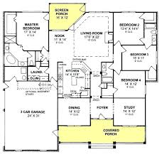 House Plans For Free 4 Bedroom Plans For A House 9187