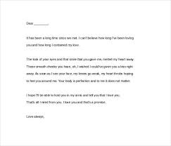 12 love letters for him u2013 free sample example format download