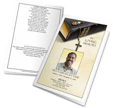 funeral program ideas funeral program designs funeral programs design ideas