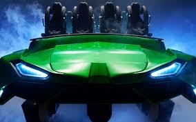 Orlando Kart Center Track Map by Universal Reveals New Hulk Vehicle Story Other Details Orlando