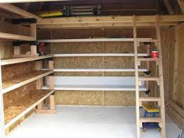 Building Wood Shelves Garage by 70 Best Shed Images On Pinterest Diy Gardening And Home