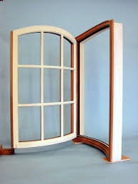 Inswing Awning Windows Custom Inswing Casement Window Arched And Bent