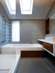 House Bathroom Modern Terraced House Design For A Family In South West London