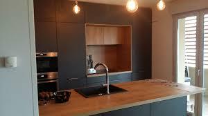 hotte industrielle cuisine exemples de réalisations de cuisine cuisine interieur design