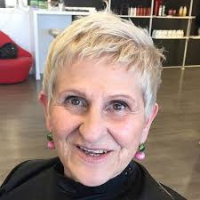 hairstyles for 70 year old woman with glasses short hairstyles