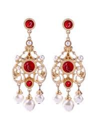 drop pearl earrings drop pearl earrings wedding tbdress
