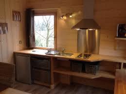 cuisine sarlat hébergement insolite en dordogne la cabane en bois