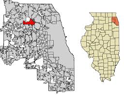 Dupage County Map File Dupage County Illinois Incorporated And Unincorporated Areas