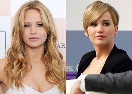 before and after picuters of long to short hair demi or taylor vote for your favorite short hair look