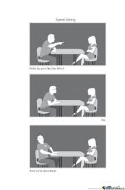 Speed Dating Meme - what i do in speed dating by wademan312 meme center