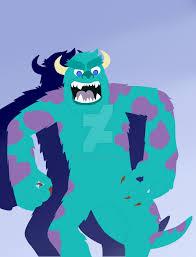 monsters james sulley sullivan karolinaskauniverse