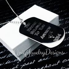 engraved graduation dog tag uniqjewelrydesigns
