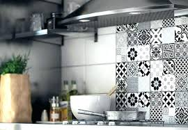 stickers pour carrelage mural cuisine sticker pour credence de cuisine carrelage adhesif mural cuisine