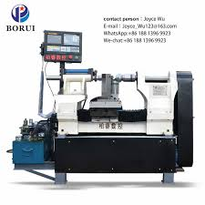 high quantity cnc metal spinning lathes machine for pans