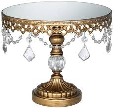 cake stands for sale antique gold mirror top 8 1 2x10 cake